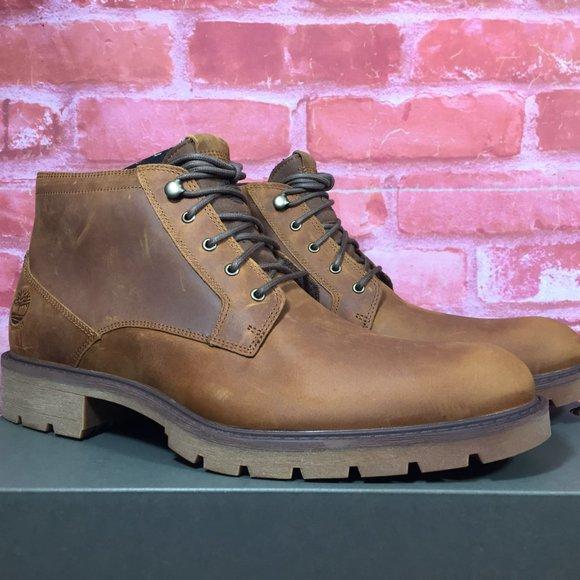 diferente sentido común Lugar de nacimiento  Timberland Shoes | Timberland Mens Elmhurst Waterproof Chukka Boots |  Poshmark
